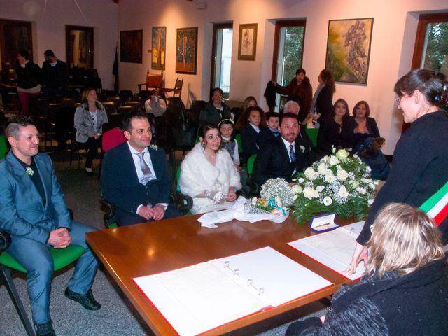 Il matrimonio di Gaetano e Tanya a Gavirate, Varese 56