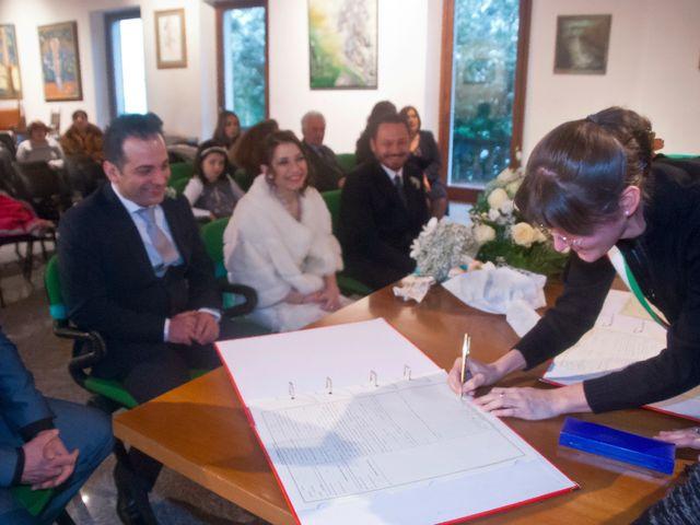 Il matrimonio di Gaetano e Tanya a Gavirate, Varese 63