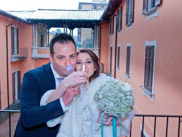 Il matrimonio di Gaetano e Tanya a Gavirate, Varese 74