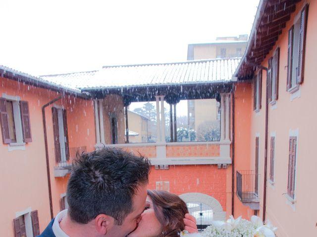 Il matrimonio di Gaetano e Tanya a Gavirate, Varese 75
