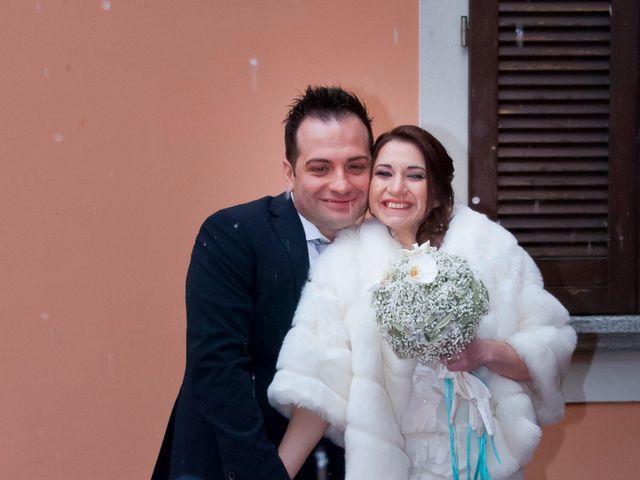 Il matrimonio di Gaetano e Tanya a Gavirate, Varese 86