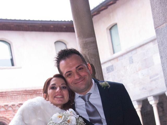 Il matrimonio di Gaetano e Tanya a Gavirate, Varese 111