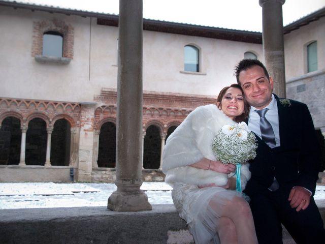 Il matrimonio di Gaetano e Tanya a Gavirate, Varese 112