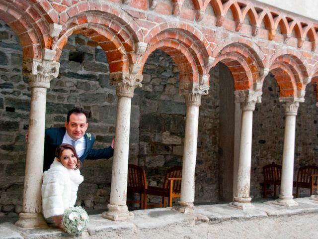 Il matrimonio di Gaetano e Tanya a Gavirate, Varese 124