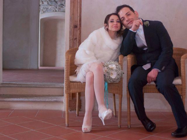 Il matrimonio di Gaetano e Tanya a Gavirate, Varese 140