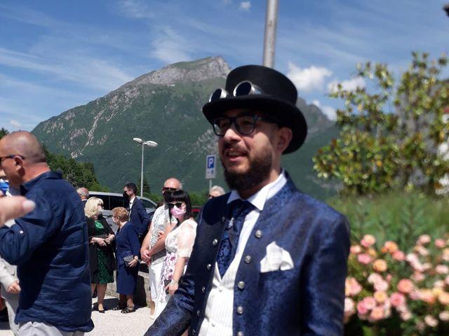 Il matrimonio di Enrico e Sara a Ponte nelle Alpi, Belluno 7