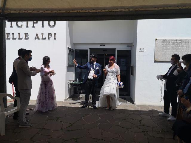Il matrimonio di Enrico e Sara a Ponte nelle Alpi, Belluno 8