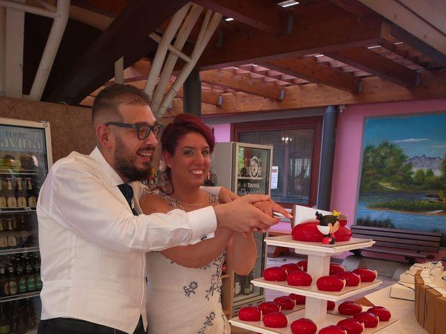 Il matrimonio di Enrico e Sara a Ponte nelle Alpi, Belluno 12