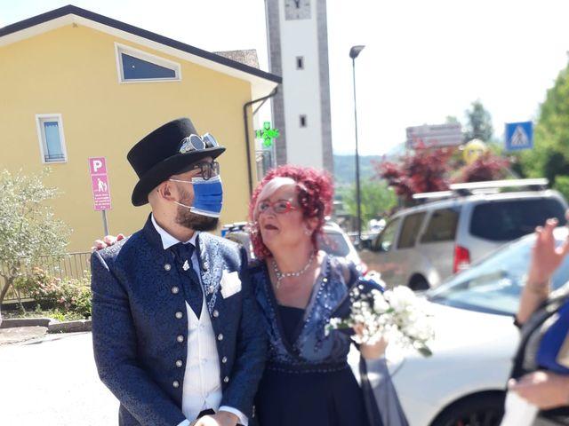 Il matrimonio di Enrico e Sara a Ponte nelle Alpi, Belluno 13