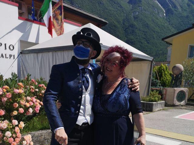 Il matrimonio di Enrico e Sara a Ponte nelle Alpi, Belluno 14