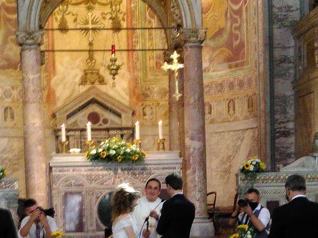 Il matrimonio di Francesco e Martina a Roma, Roma 5