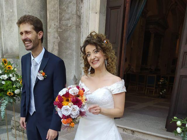 Il matrimonio di Francesco e Martina a Roma, Roma 8