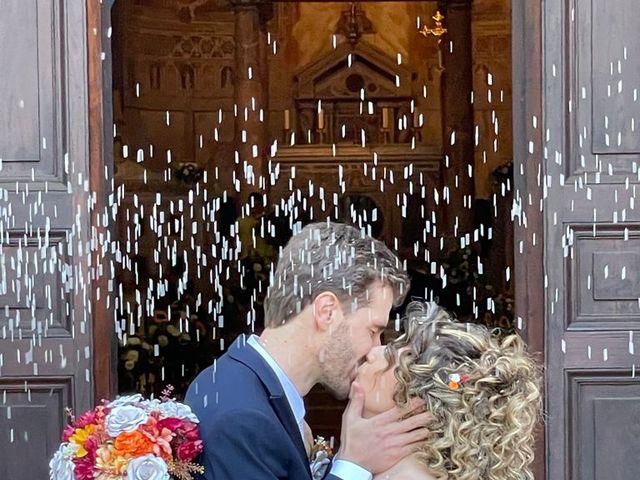 Il matrimonio di Francesco e Martina a Roma, Roma 9