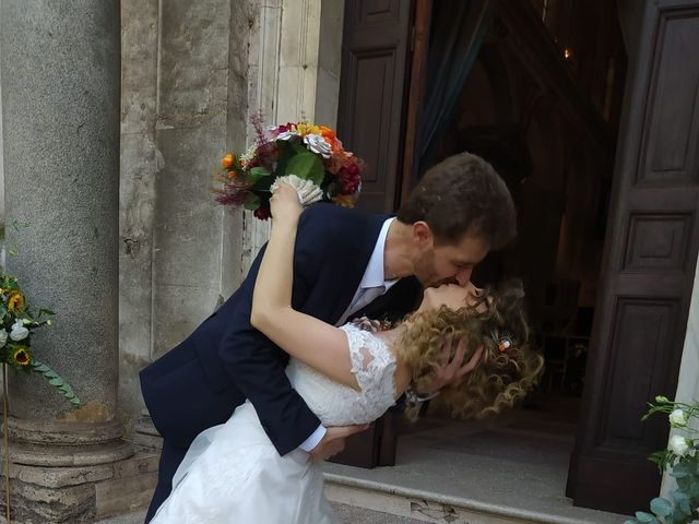 Il matrimonio di Francesco e Martina a Roma, Roma 10
