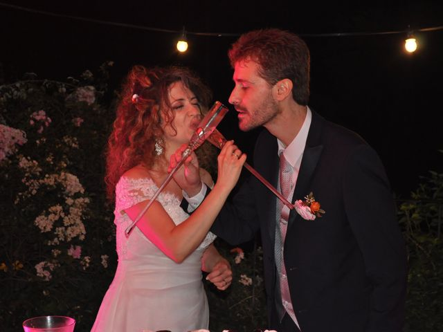 Il matrimonio di Francesco e Martina a Roma, Roma 1