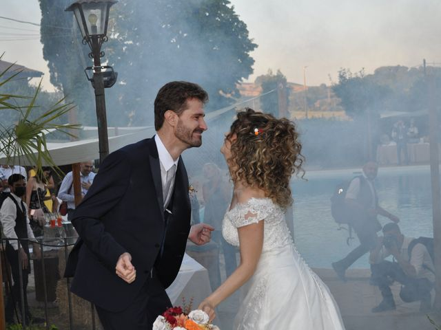 Il matrimonio di Francesco e Martina a Roma, Roma 15