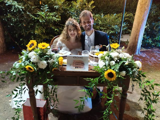 Il matrimonio di Francesco e Martina a Roma, Roma 16