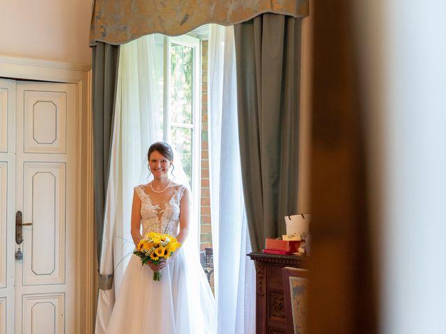 Il matrimonio di Pablo e Virginia a Comignago, Novara 9