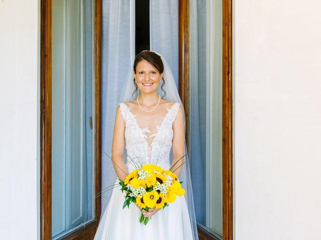 Il matrimonio di Pablo e Virginia a Comignago, Novara 11