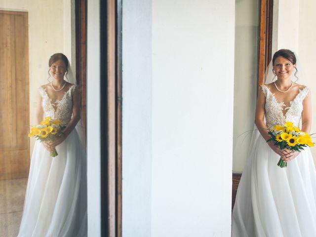 Il matrimonio di Pablo e Virginia a Comignago, Novara 13