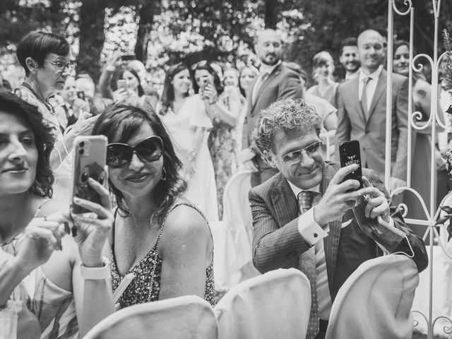 Il matrimonio di Pablo e Virginia a Comignago, Novara 20