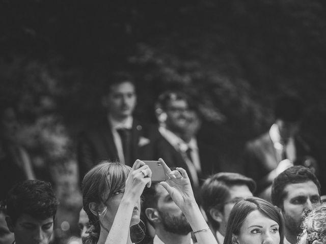 Il matrimonio di Pablo e Virginia a Comignago, Novara 25