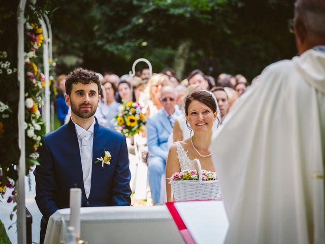 Il matrimonio di Pablo e Virginia a Comignago, Novara 27
