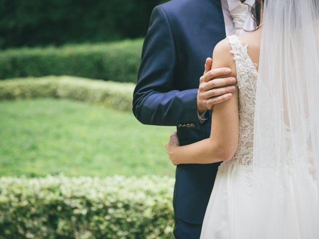 Il matrimonio di Pablo e Virginia a Comignago, Novara 39