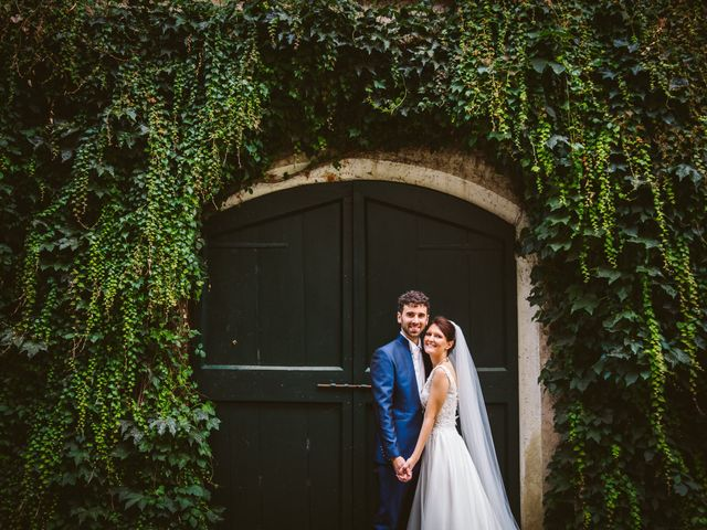 Il matrimonio di Pablo e Virginia a Comignago, Novara 43