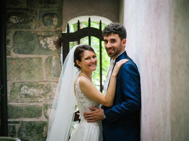 Il matrimonio di Pablo e Virginia a Comignago, Novara 46
