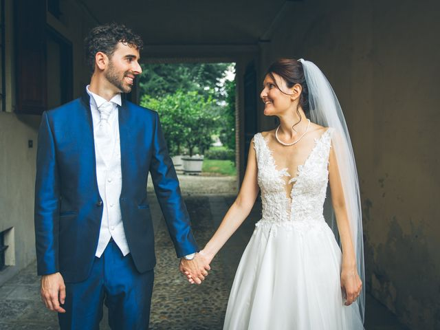Il matrimonio di Pablo e Virginia a Comignago, Novara 48