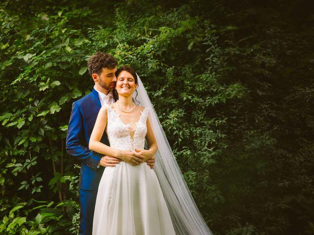 Il matrimonio di Pablo e Virginia a Comignago, Novara 49