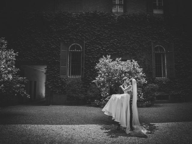 Il matrimonio di Pablo e Virginia a Comignago, Novara 51