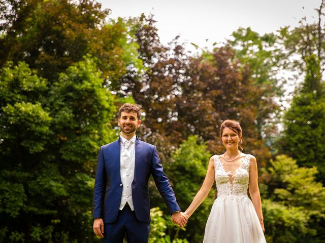 Il matrimonio di Pablo e Virginia a Comignago, Novara 52