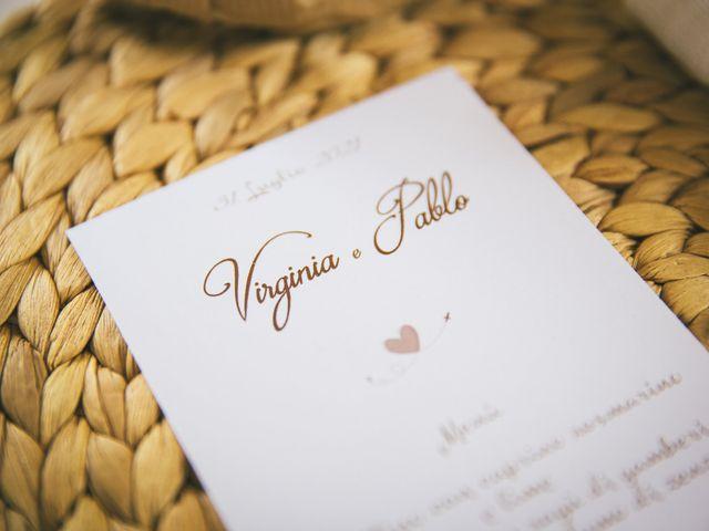 Il matrimonio di Pablo e Virginia a Comignago, Novara 53