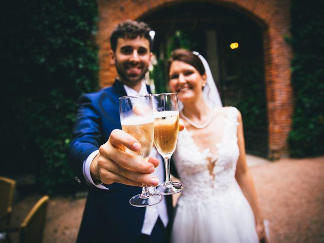Il matrimonio di Pablo e Virginia a Comignago, Novara 57