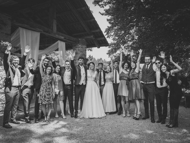 Il matrimonio di Pablo e Virginia a Comignago, Novara 58