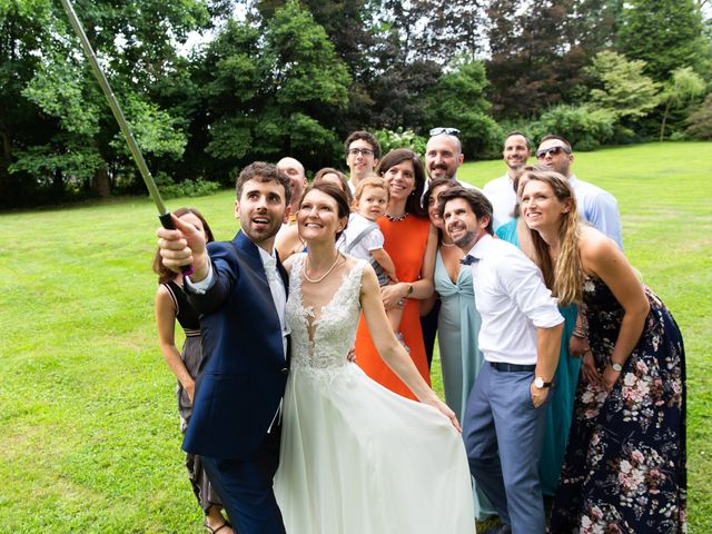 Il matrimonio di Pablo e Virginia a Comignago, Novara 60