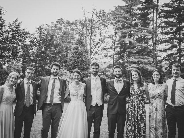 Il matrimonio di Pablo e Virginia a Comignago, Novara 63