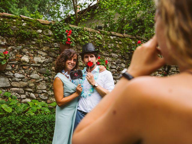 Il matrimonio di Pablo e Virginia a Comignago, Novara 77