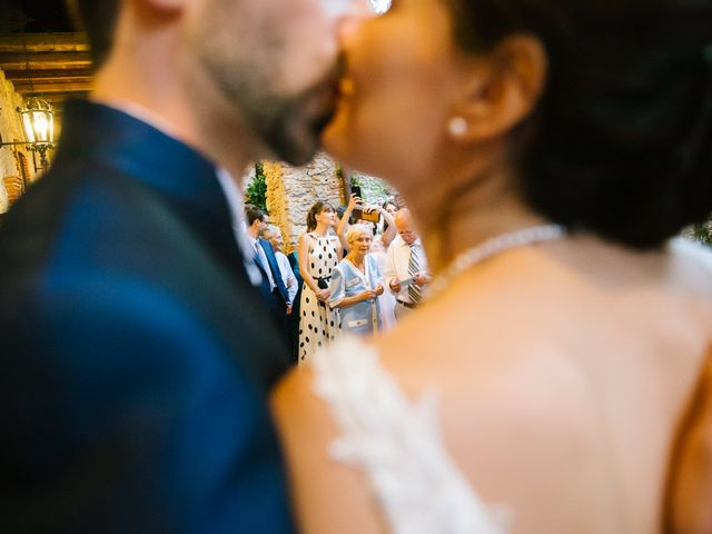 Il matrimonio di Pablo e Virginia a Comignago, Novara 87