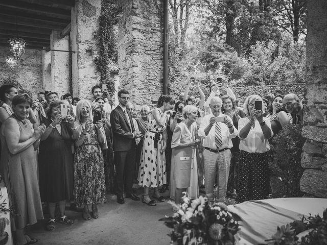 Il matrimonio di Pablo e Virginia a Comignago, Novara 88