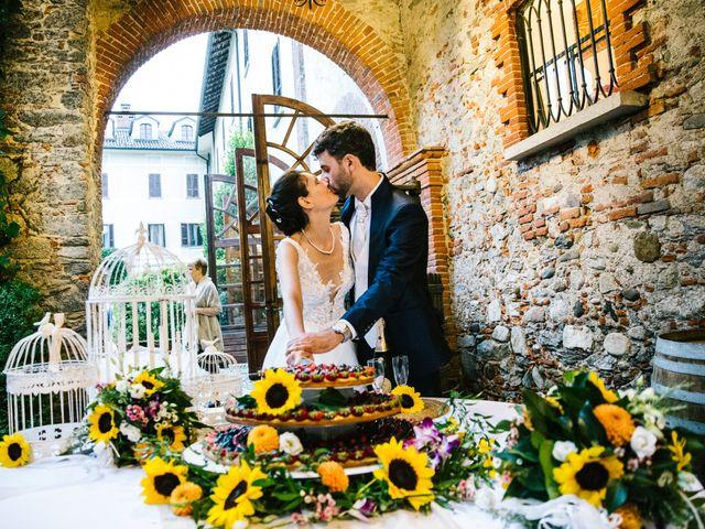 Il matrimonio di Pablo e Virginia a Comignago, Novara 89