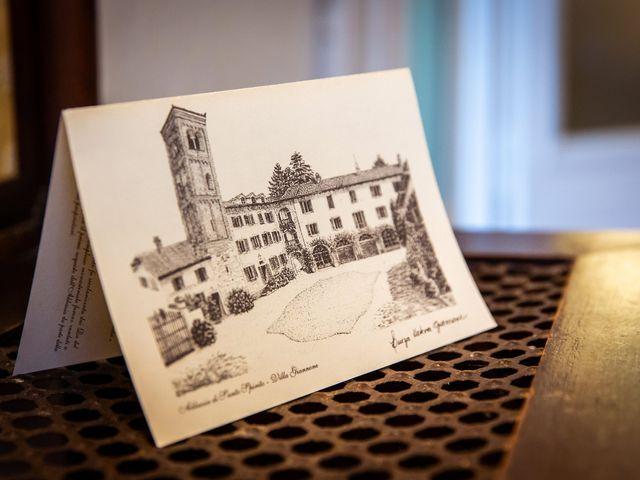 Il matrimonio di Pablo e Virginia a Comignago, Novara 90