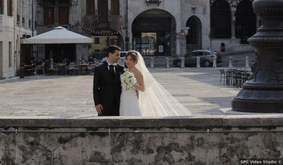 Il matrimonio di Flavio e Francesca a Vittorio Veneto, Treviso