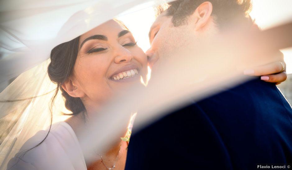 Il matrimonio di Nicolò e Doriana a Monopoli, Bari