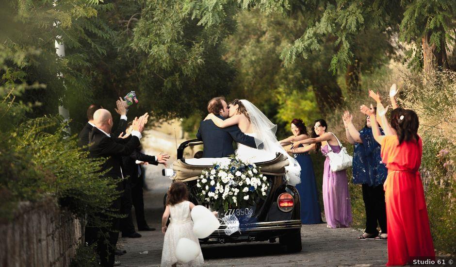 Il matrimonio di Giuseppe e Sabrina a Enna, Enna
