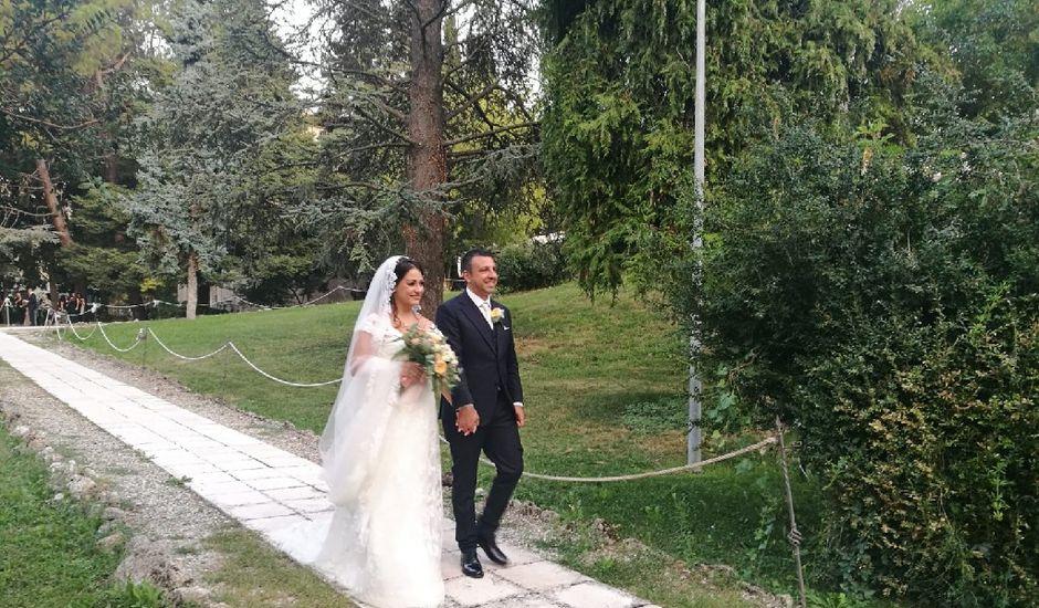 Il matrimonio di Massimiliano e Elisa a Carolei, Cosenza