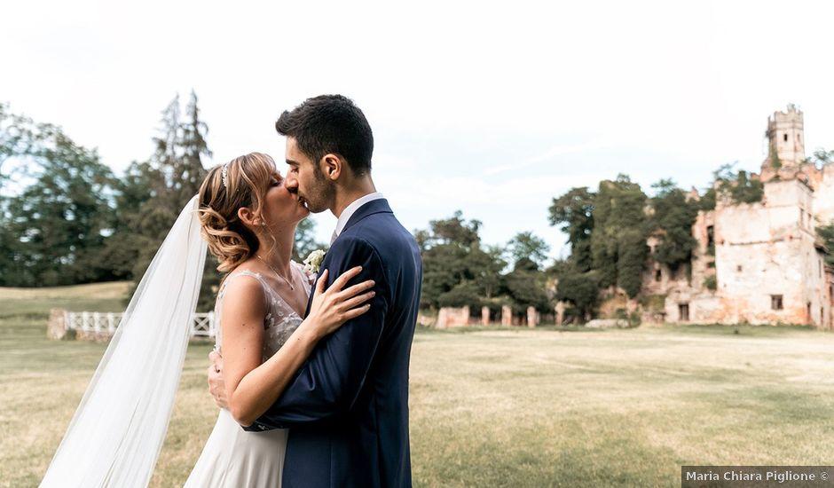 Il matrimonio di Claudio e Ilaria a Cerrione, Biella