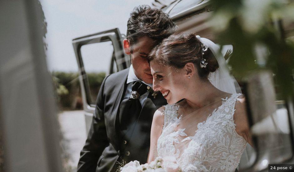 Il matrimonio di Andrea e Roberta a Ortona, Chieti